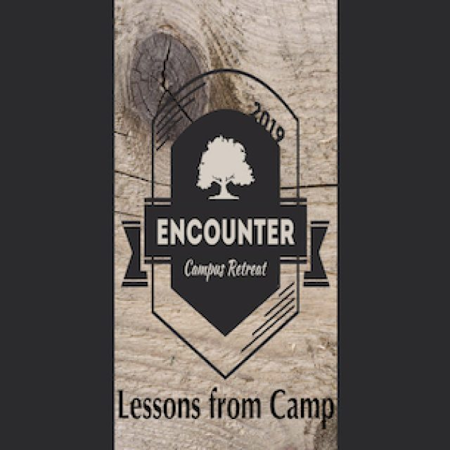 Lessons from camp
